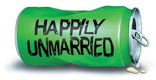happpily unmarried
