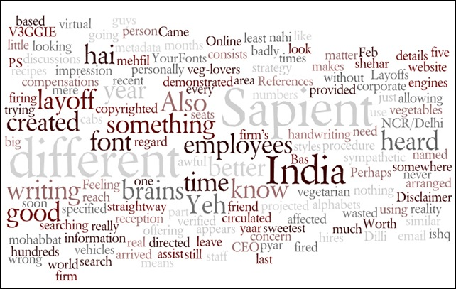 variance - wordle