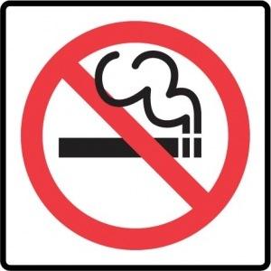 smoking ban logo