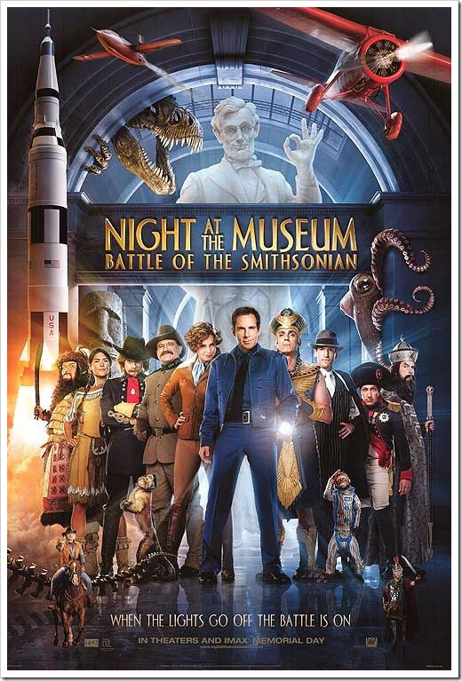 Night at the Museum - Battle of the Smithsonian