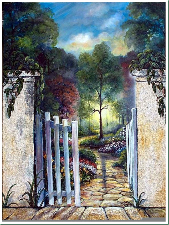 The Narrow Gate - Scott Stafstrom