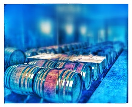 Barrels and Wines