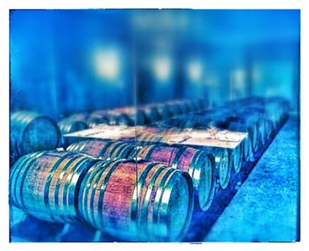 Barrels and Wines